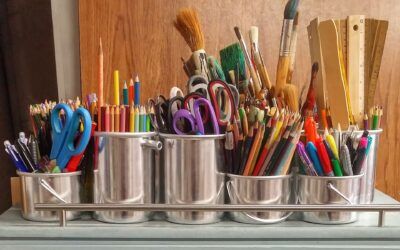 Fun Arts & Crafts for Kids to Make at Home