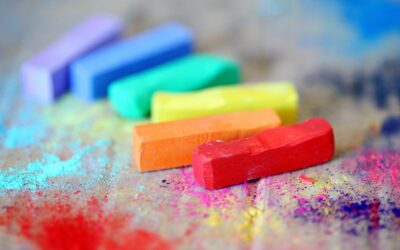 The Benefits of Color in Child Development