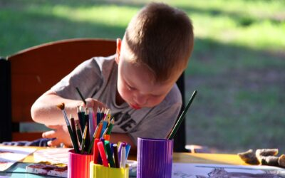 Awesome Painting Supplies & Techniques for Preschoolers